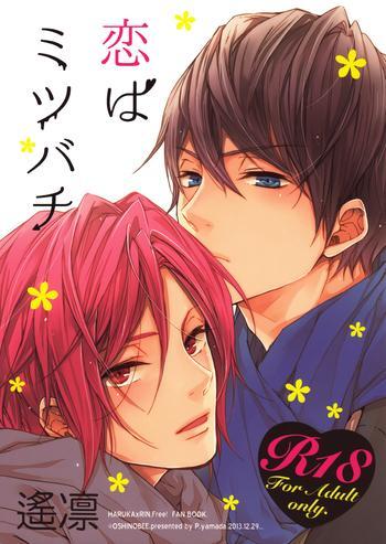 koi wa mitsubachi love bees cover